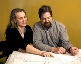 Martha Matson and Cove Britton Architects